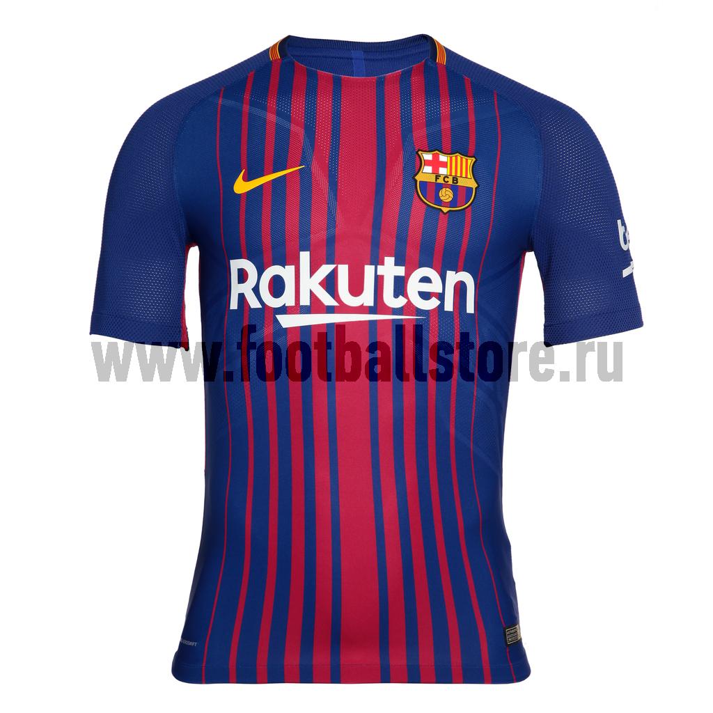 Barcelona Nike Оригинальная игровая футболка Nike Barcelona 847190-456 игорь атаманенко кгб последний аргумент