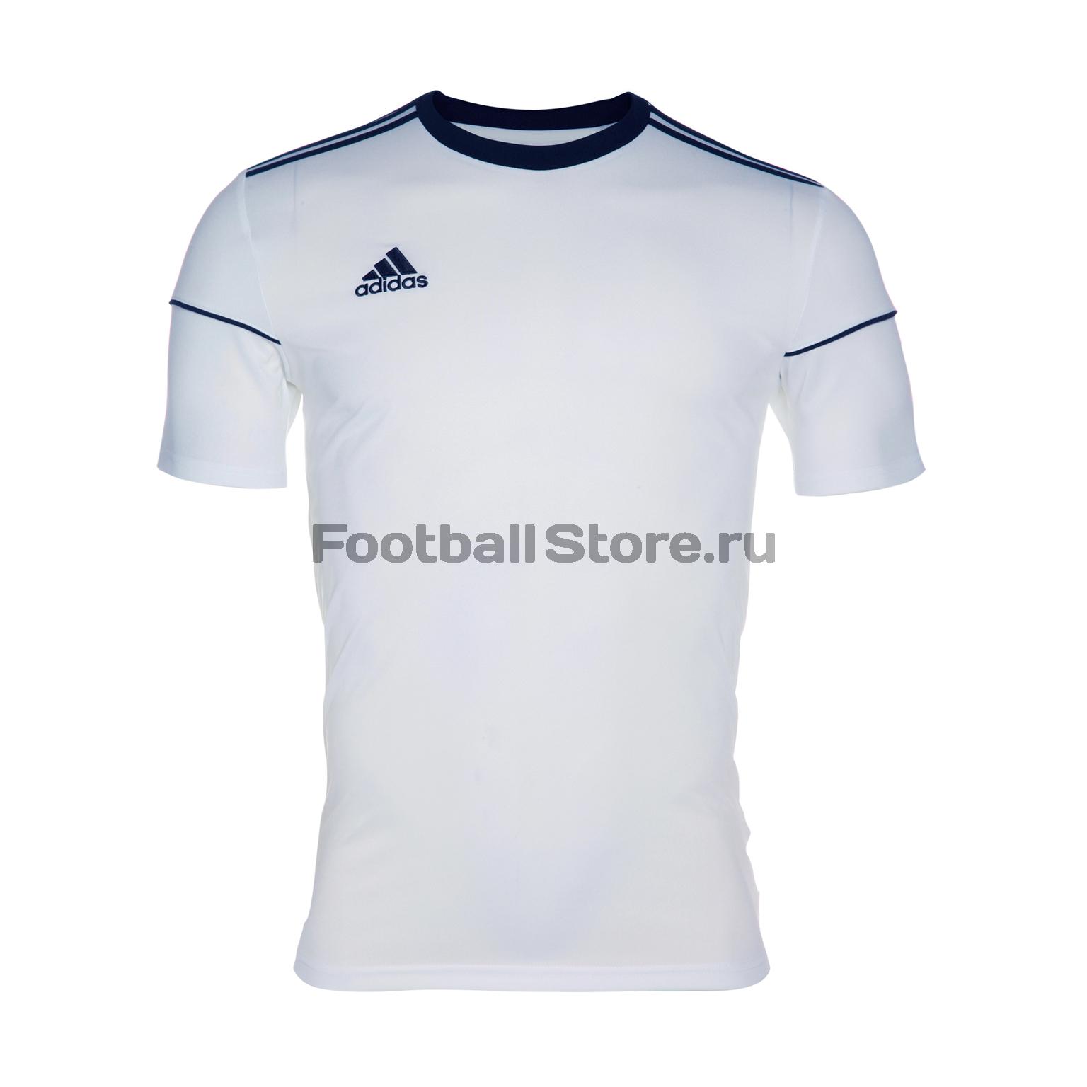 Футболки Adidas Футболка игровая Adidas Squad 17 BJ9175