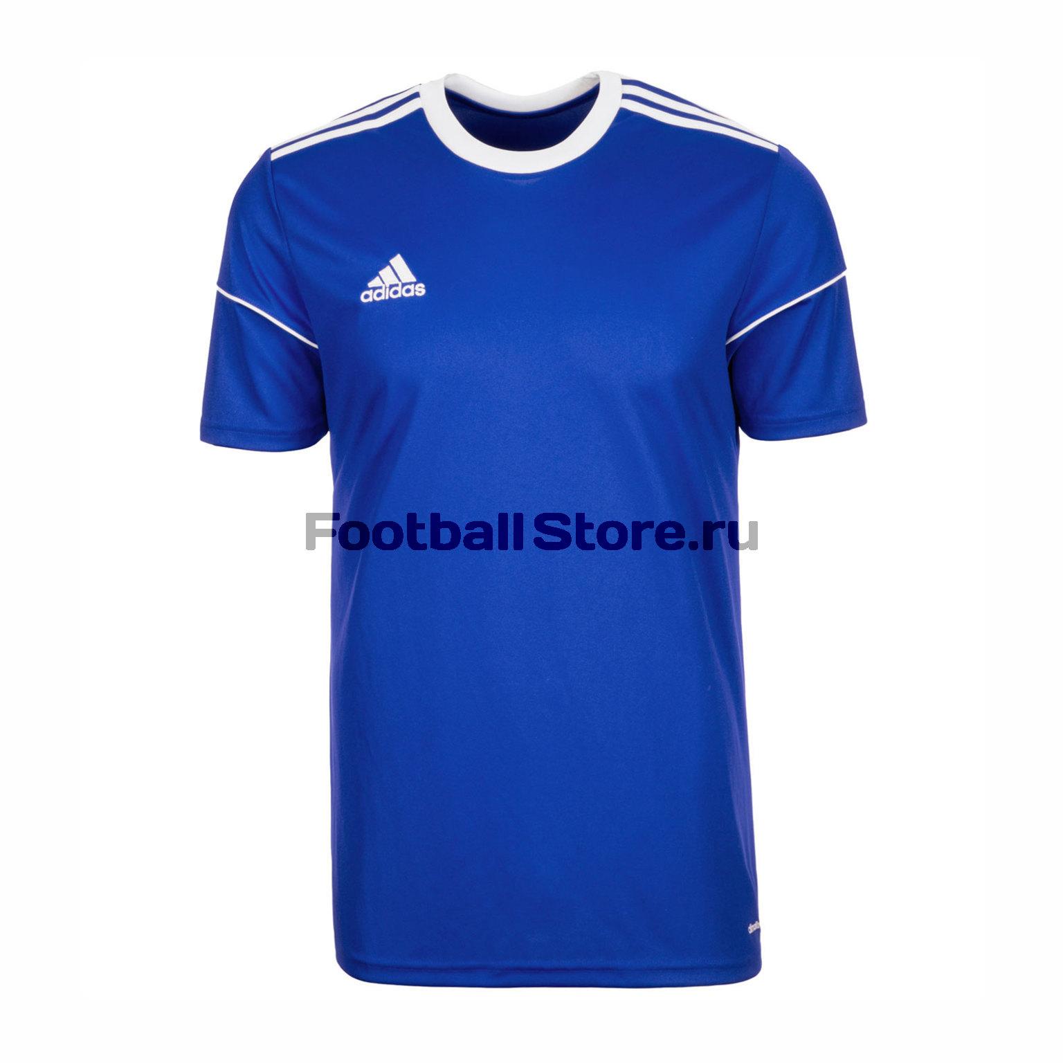 Футболки Adidas Футболка игровая Adidas Squad 17 S99149 недорго, оригинальная цена