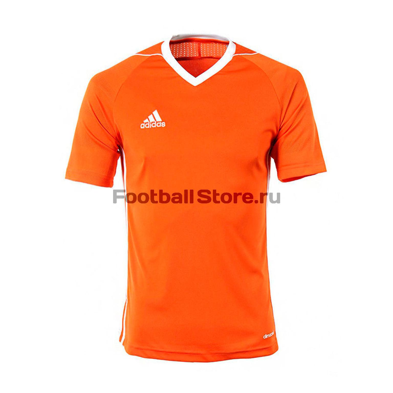 Футболка игровая Adidas Tiro 17 BS4216