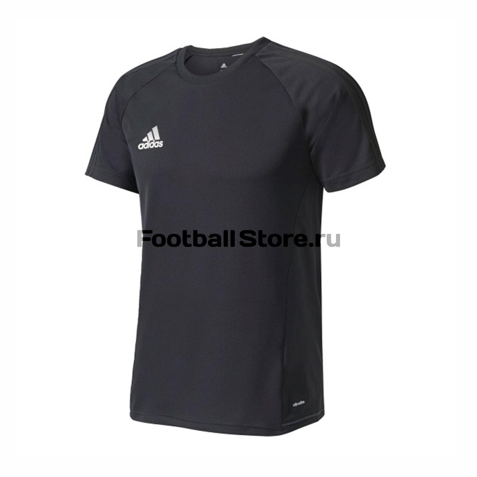 Футболки Adidas Футболка Adidas Tiro 17 CL JSY S98383