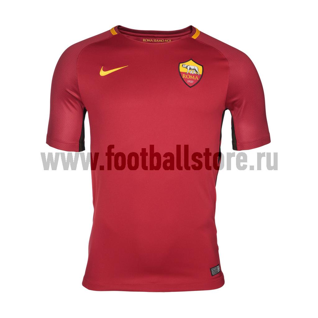 Футболка игровая Nike Roma Stadium 847284-613 roma nike футболка nike roma tee crest 888804 613