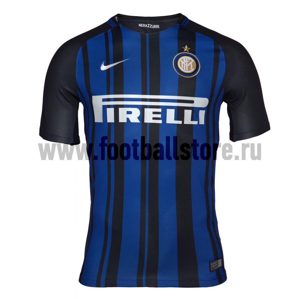 Футболка игровая Nike Inter Stadium 847274-011