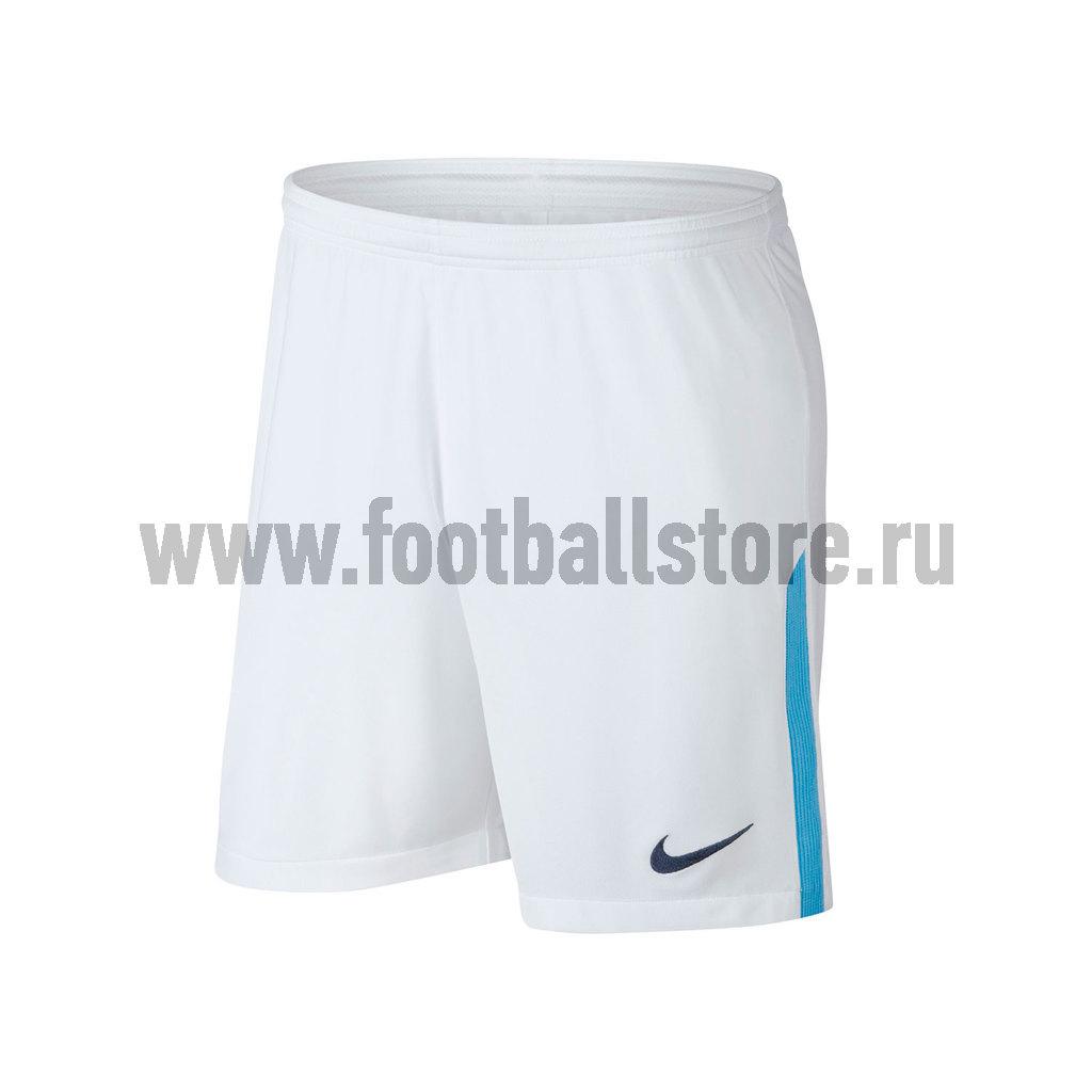 Шорты игровые Nike Manchester City Stadium Short 847263-100 nike nike fc manchester united 2014 15 stadium otc