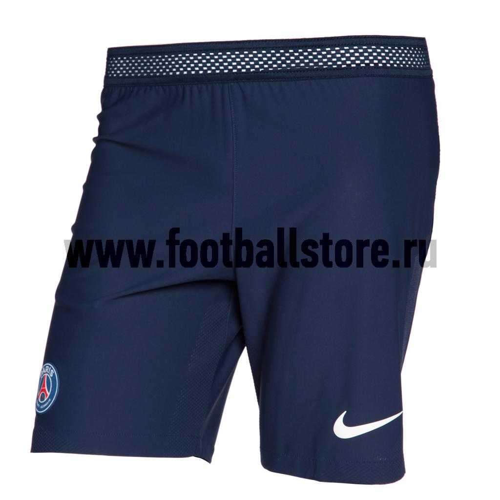 PSG Nike Шорты игровые Nike PSG Vapor Match 847205-429 psg nike футболка оригинальная nike psg home vapor match 847203 430