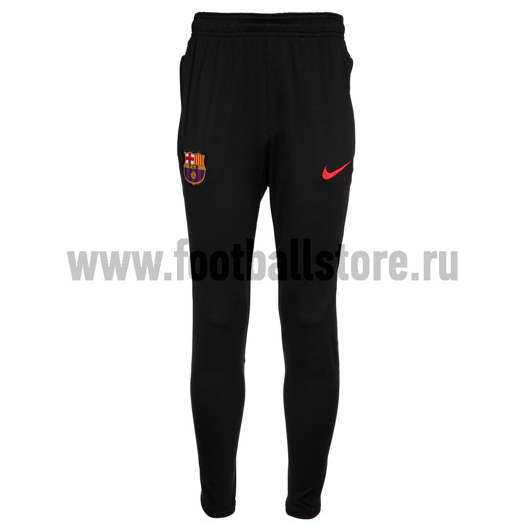 Клубная продукция Nike Брюки подростковые Nike Barcelona Dry Pant 854413-010 barcelona nike брюки nike barcelona 886686 010