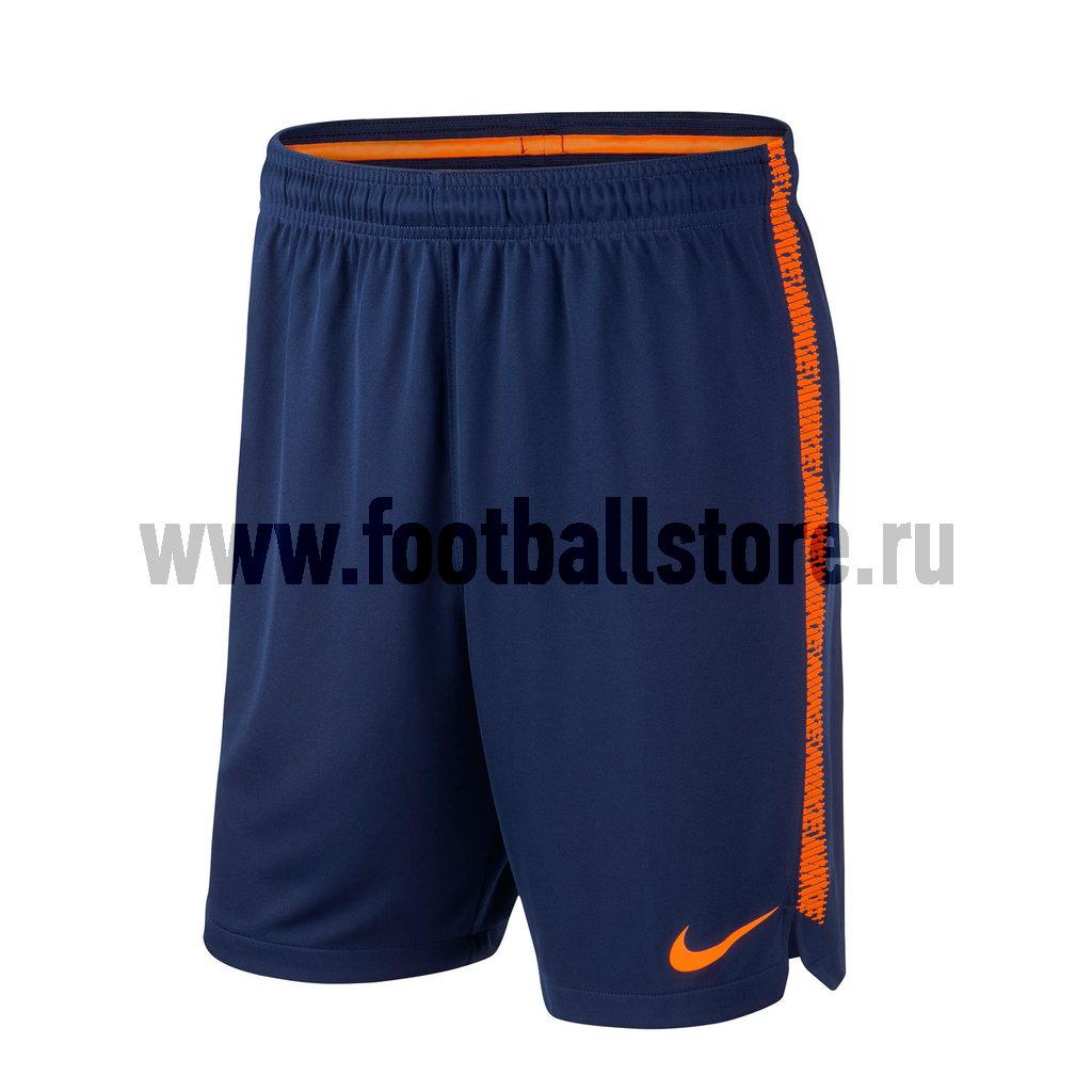 Шорты тренировочные Nike Dry SQD Short K 859908-429