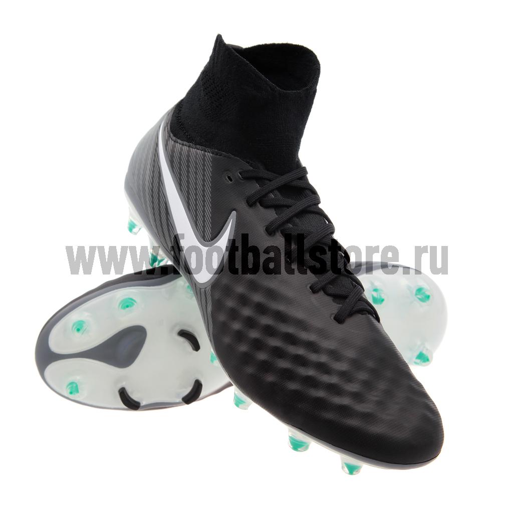 Игровые бутсы Nike Бутсы Nike Magista Orden II FG 843812-002