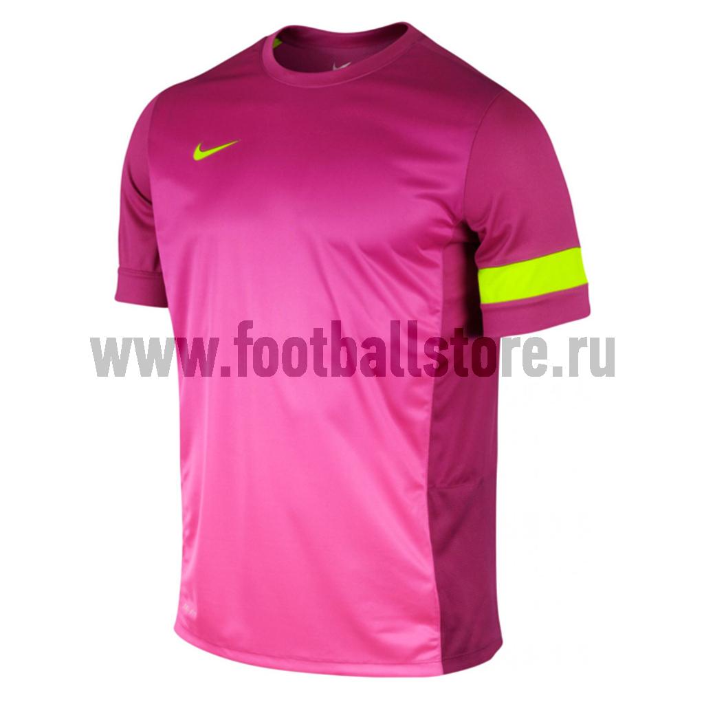 Футболки Nike Майка тренировочная Nike SS Training Top 519039-607