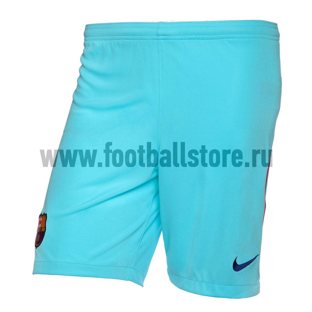 Шорты игровые Nike Barcelona Stadium 847257-483