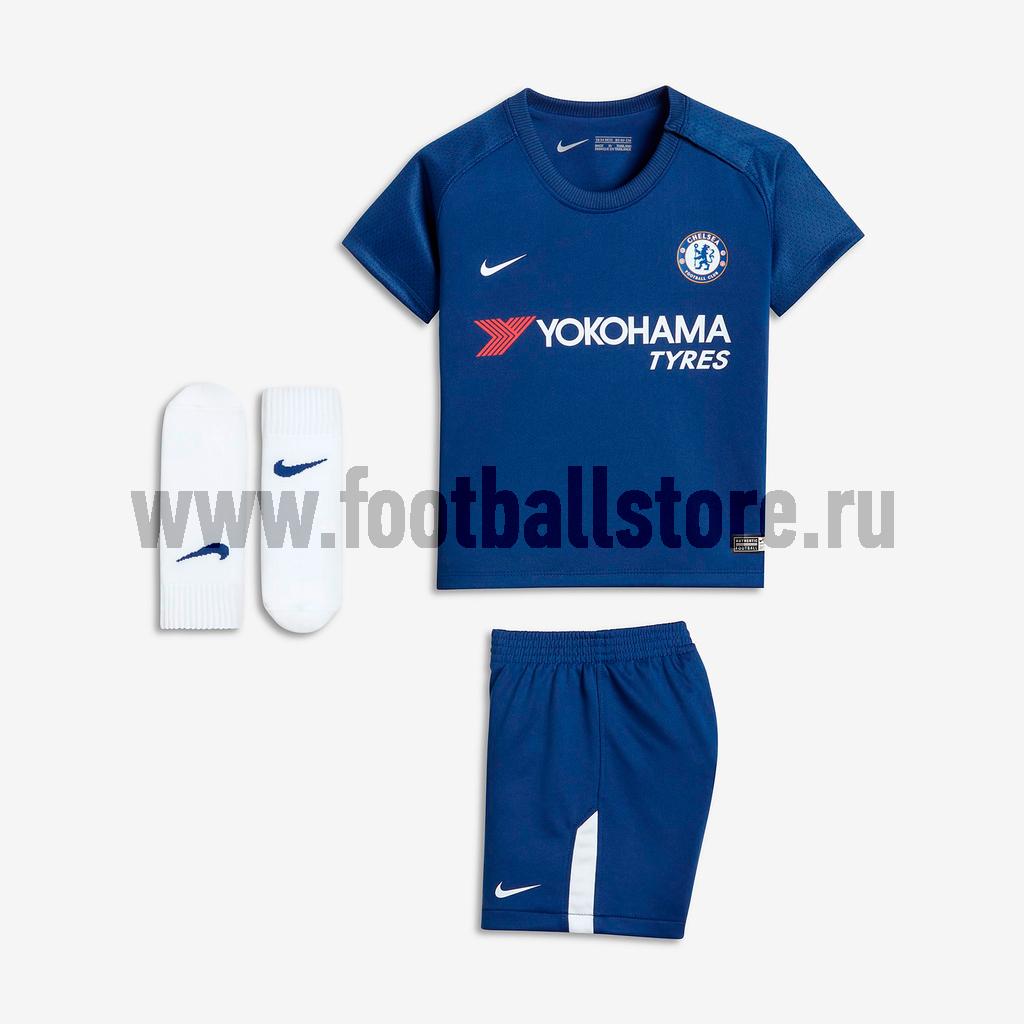 Комплекты формы Nike Комплект формы для малышей Nike Chelsea Home 905509-496