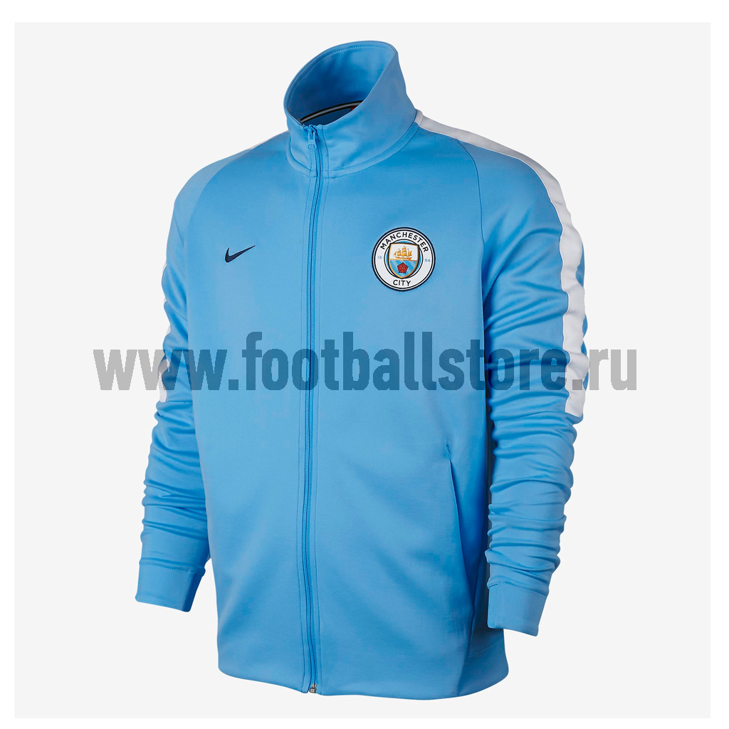 Manchester City Nike Олимпийка Nike Manchester City AUT 868926-488