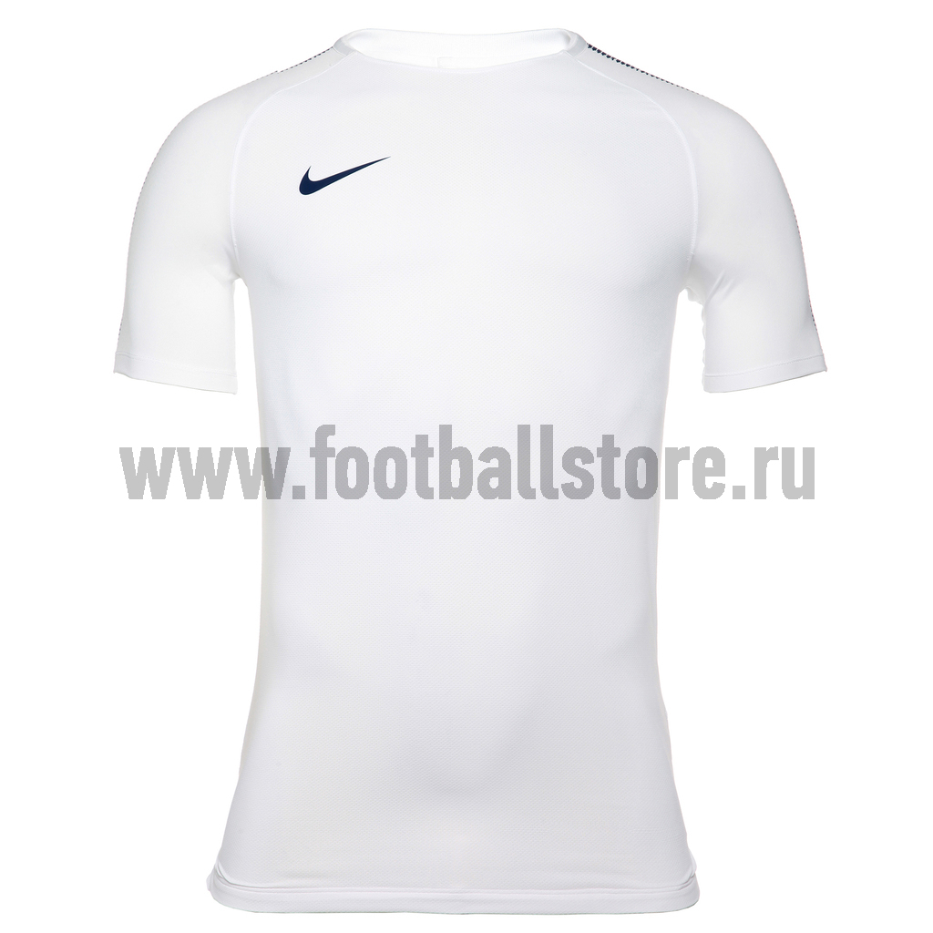 nike футболка squad flash ss trng top 2 Футболки Nike Футболка тренировочная Nike Squad Top 859850-101
