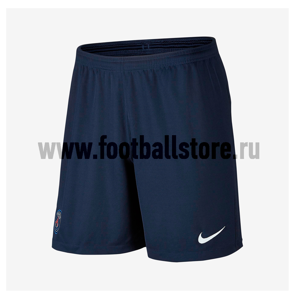 PSG Nike Шорты игровые Nike PSG Stadium 847271-429 psg paris saint germain bordeaux
