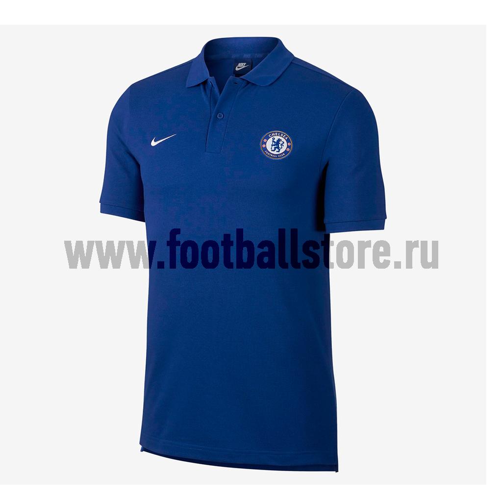 Поло Nike Chelsea Polo 905500-417 рубашка поло printio фк рязань