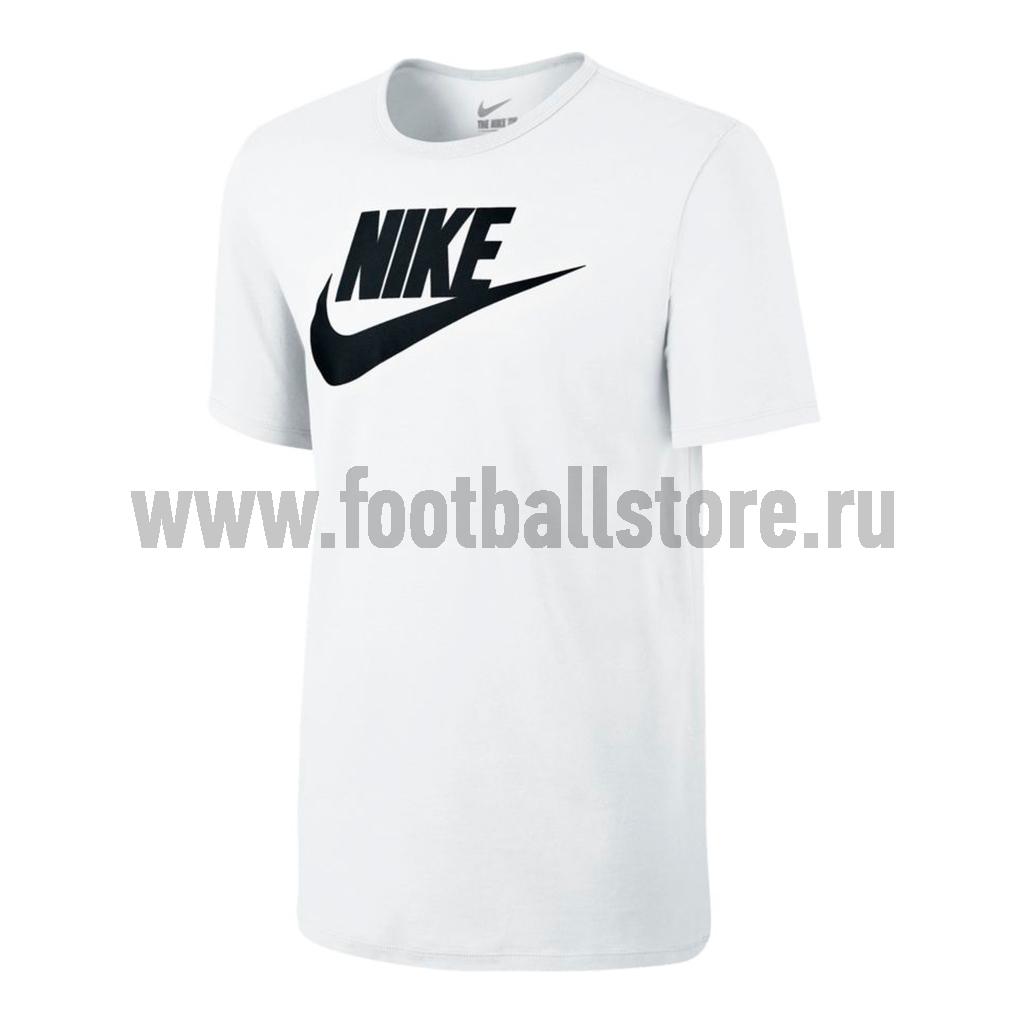 Футболка тренировочная Nike Tee Icon Futura 696707-104