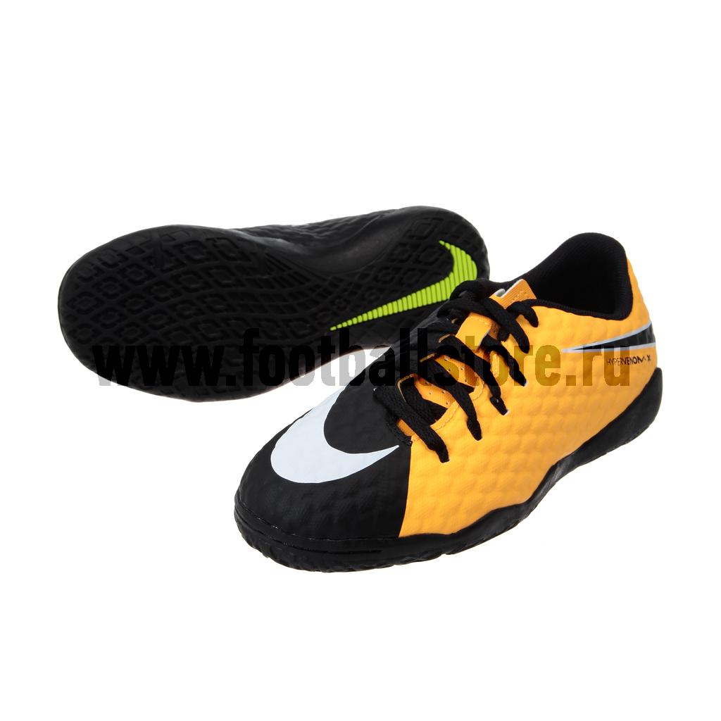 бутсы nike обувь для зала nike jr hyrervenomx phelon iii ic 852600 616 Бутсы Nike Обувь для зала Nike JR HypervenomX Phelon III IC 852600-801
