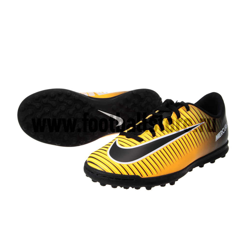 Бутсы Nike Шиповки Nike JR MercurialX Vortex III TF 831954-801