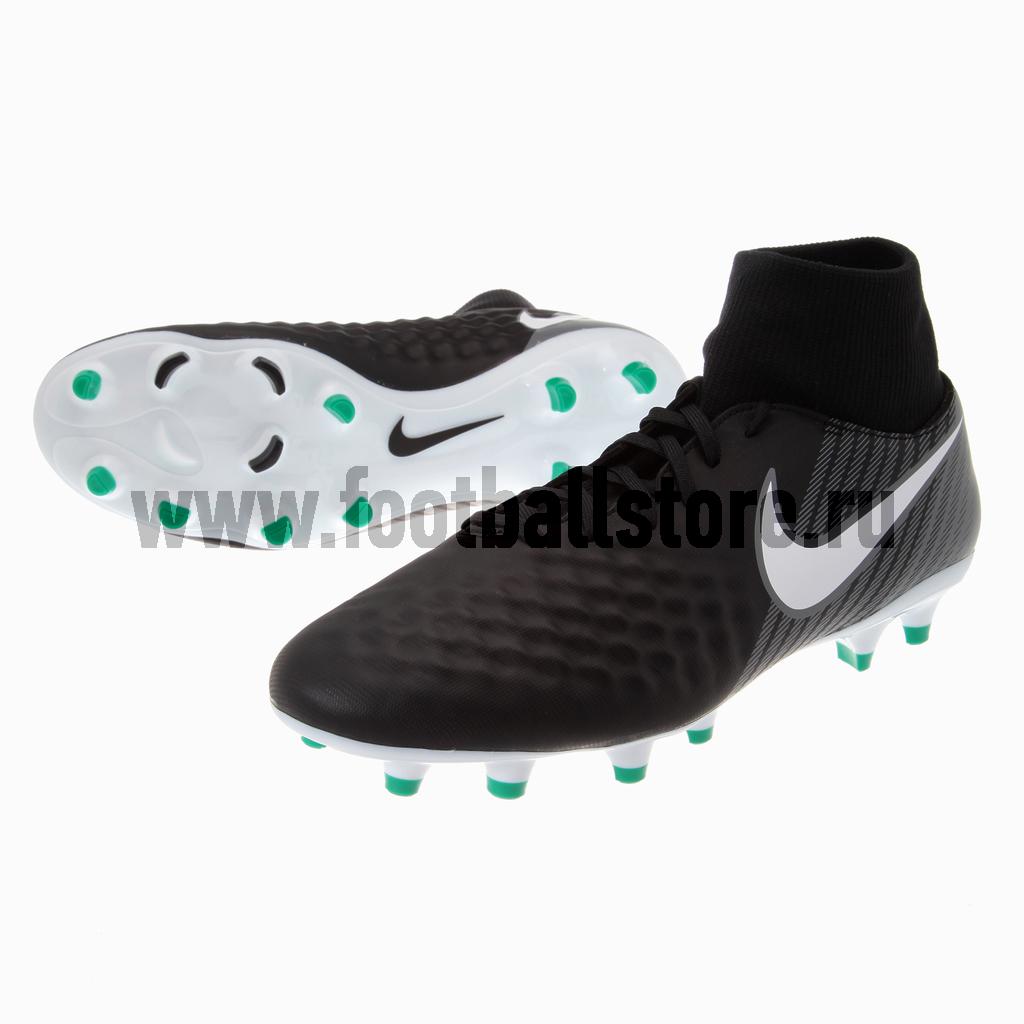Игровые бутсы Nike Бутсы Nike Magista Onda II DF FG 917787-002 бутсы nike nike ni464amjff16
