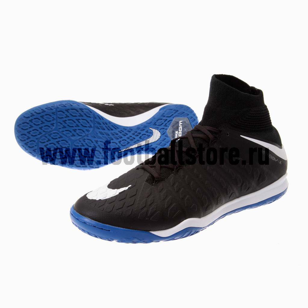 Обувь для зала Nike Обувь для зала Nike HypervenomX Proximo II DF IC 852577-002 nike nike hypervenomx proximo tf