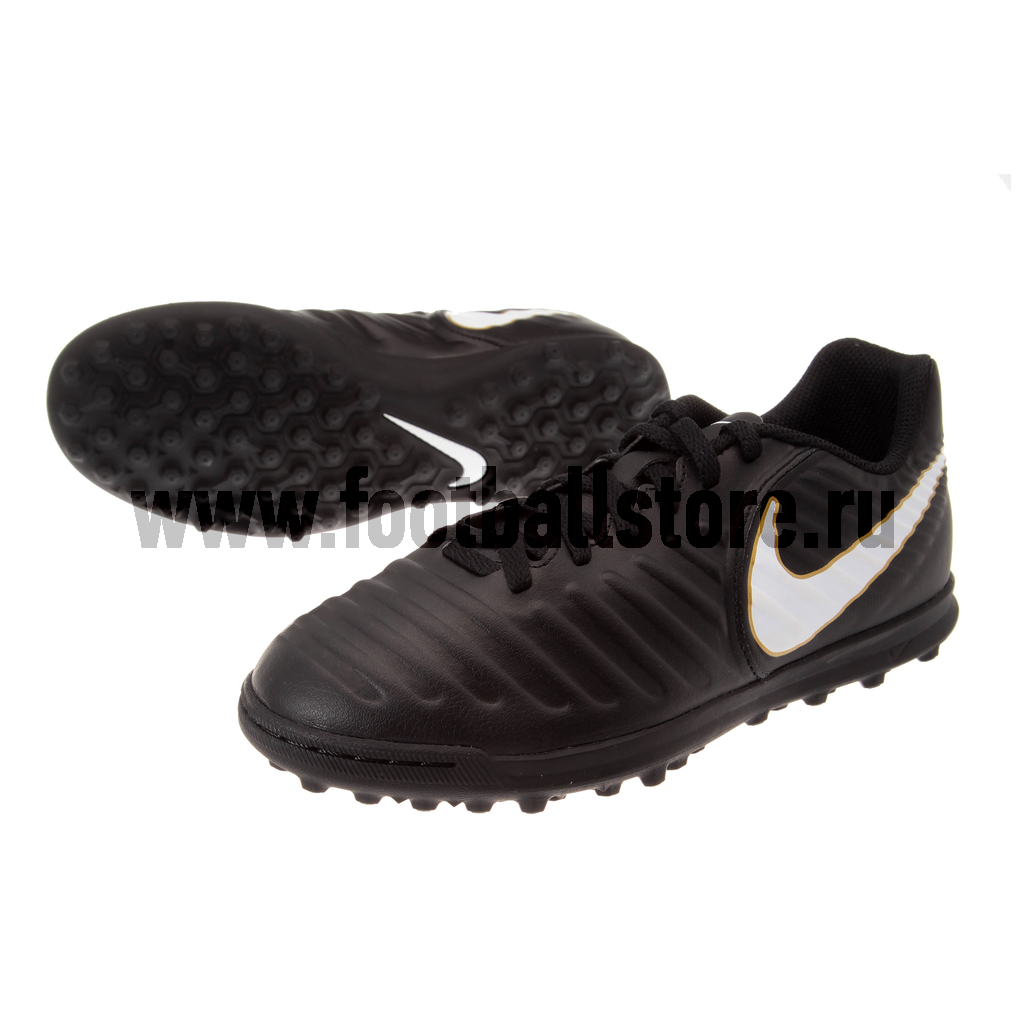 Бутсы Nike Шиповки Nike JR TiempoX Rio IV TF 897736-002 бутсы nike шиповки nike jr tiempox legend vi tf 819191 018