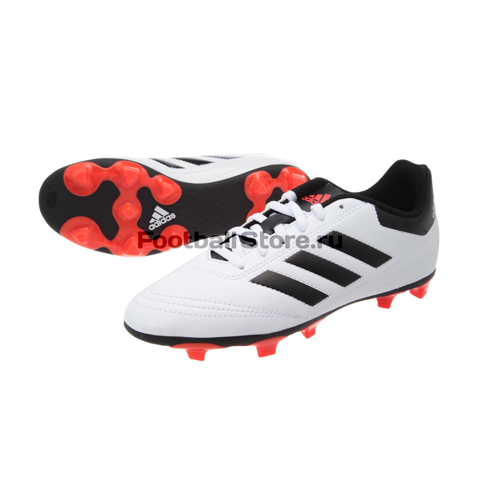 Бутсы Adidas Goletto VI FG JR AQ4286 бутсы футбольные nike mercurial victory vi njr fg 921488 407 jr детские