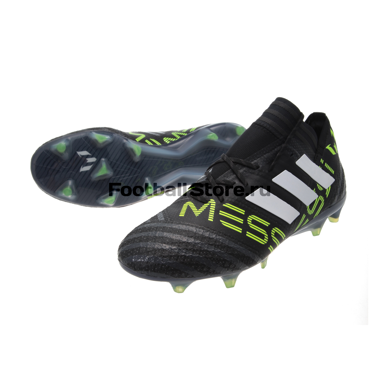 Бутсы Adidas Nemeziz Messi 17.1 FG CG2962 free shipping oe 8971323071 abs good quality front right sensor wheel speed for isuzu