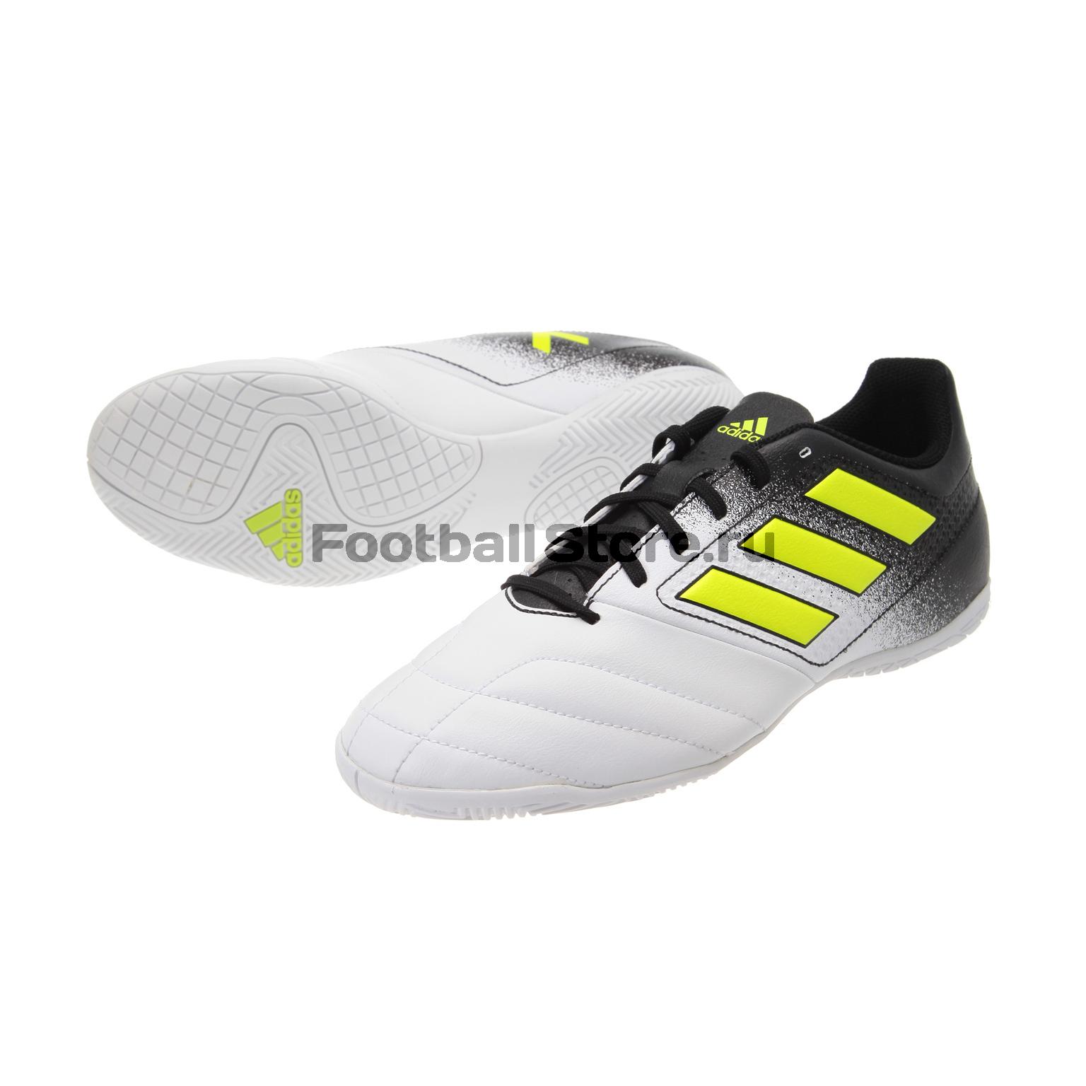 Обувь для зала Adidas Обувь для зала Adidas Ace 17.4 IN S77100  шина cordiant snow cross pw2 265 65 r17 116t