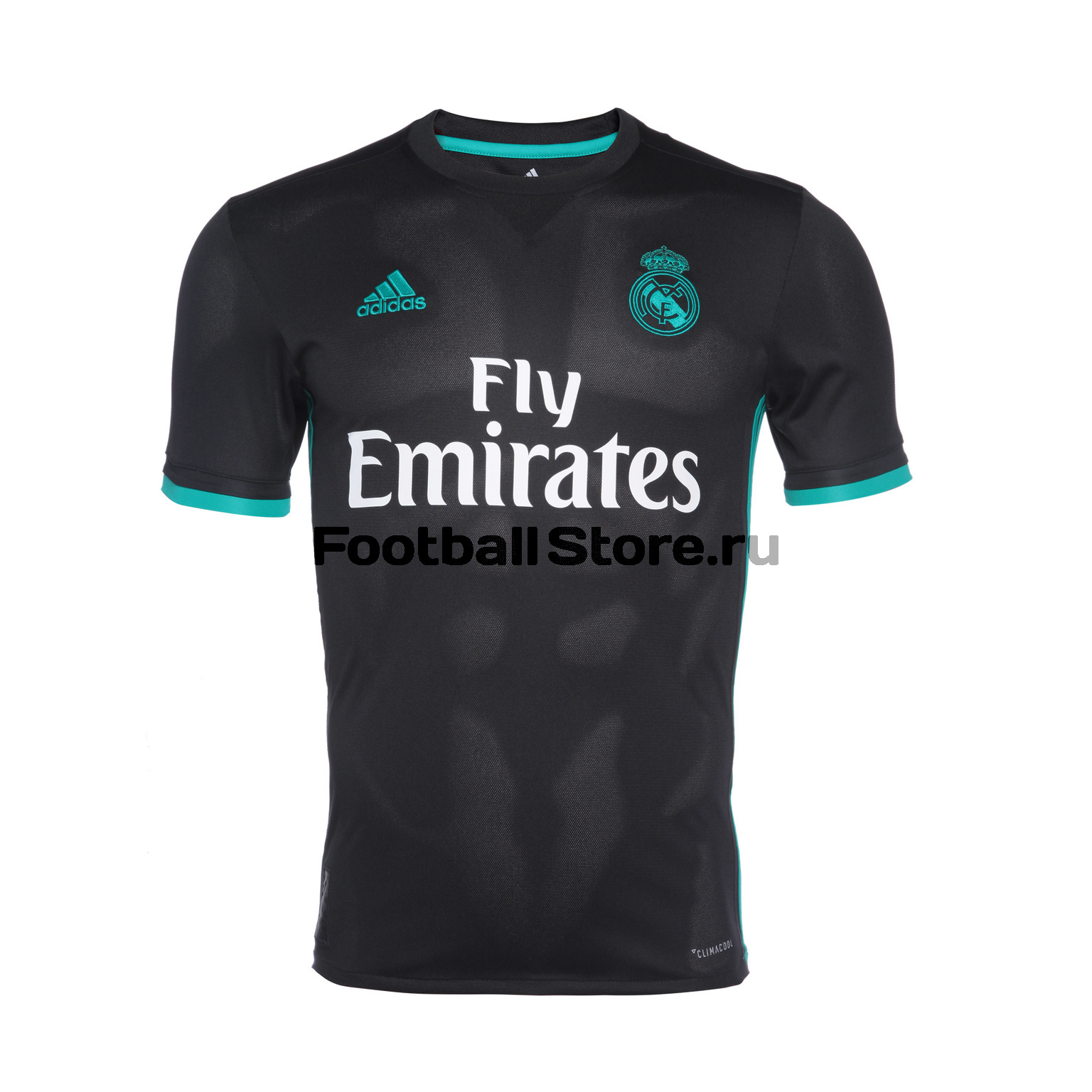 Real Madrid Adidas Футболка игровая Adidas Real Madrid Away BR3543 real madrid adidas свитер adidas real madrid euhybrid top bq7851