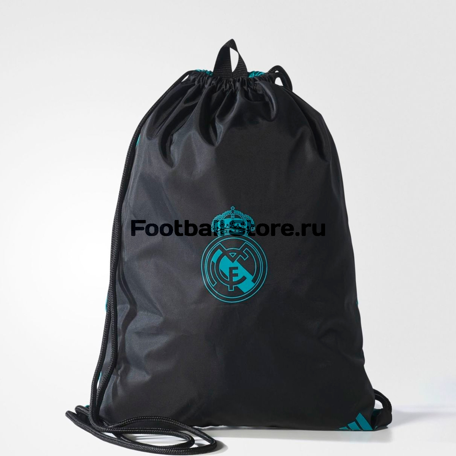 Сумки/Рюкзаки Adidas Сумка для обуви Adidas Real Madrid Gymbag BR7146 real madrid adidas свитер adidas real madrid euhybrid top bq7851