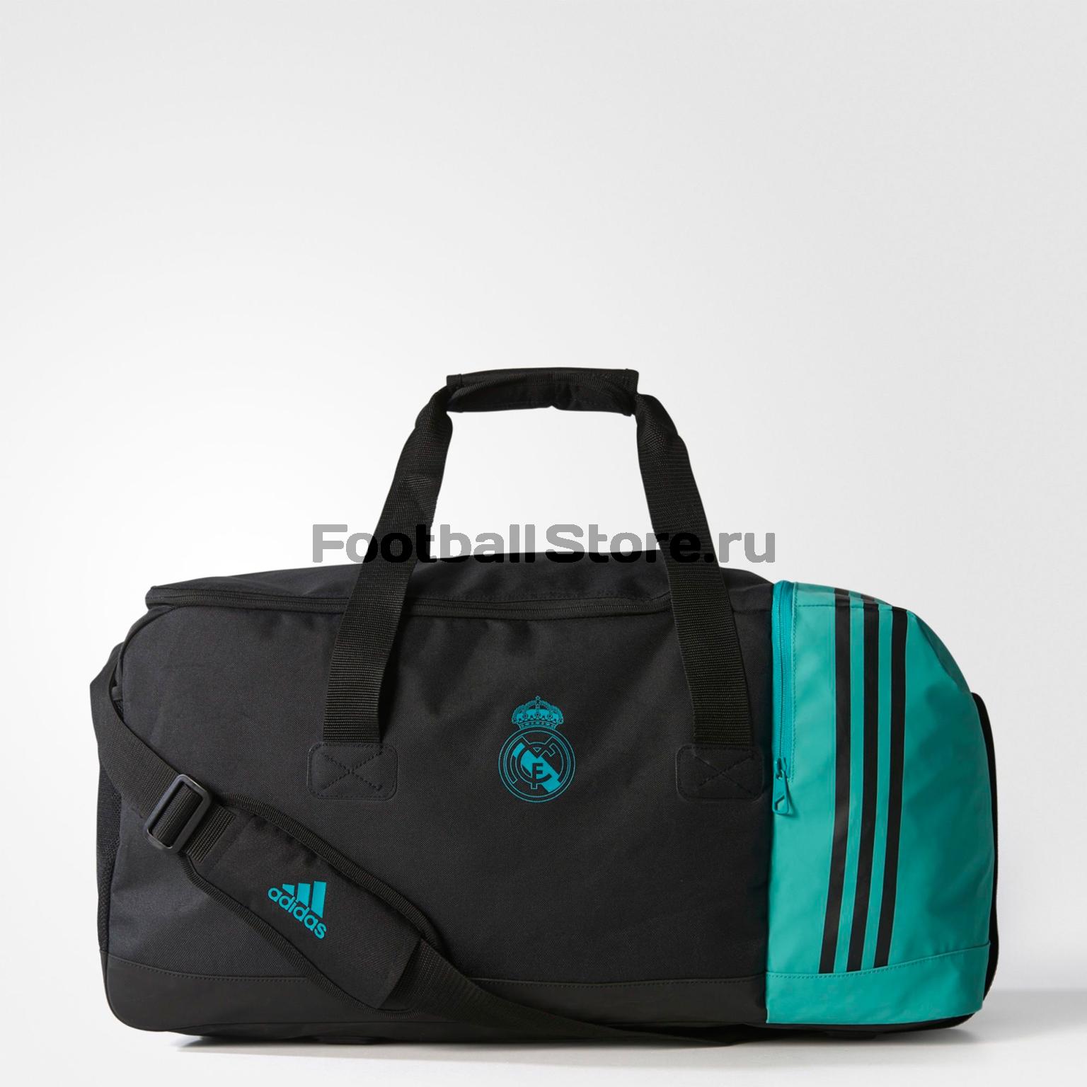 Real Madrid Adidas Сумка Adidas Real Madrid Teambag M BR7148 tryp madrid centro ex tryp washington 3 мадрид