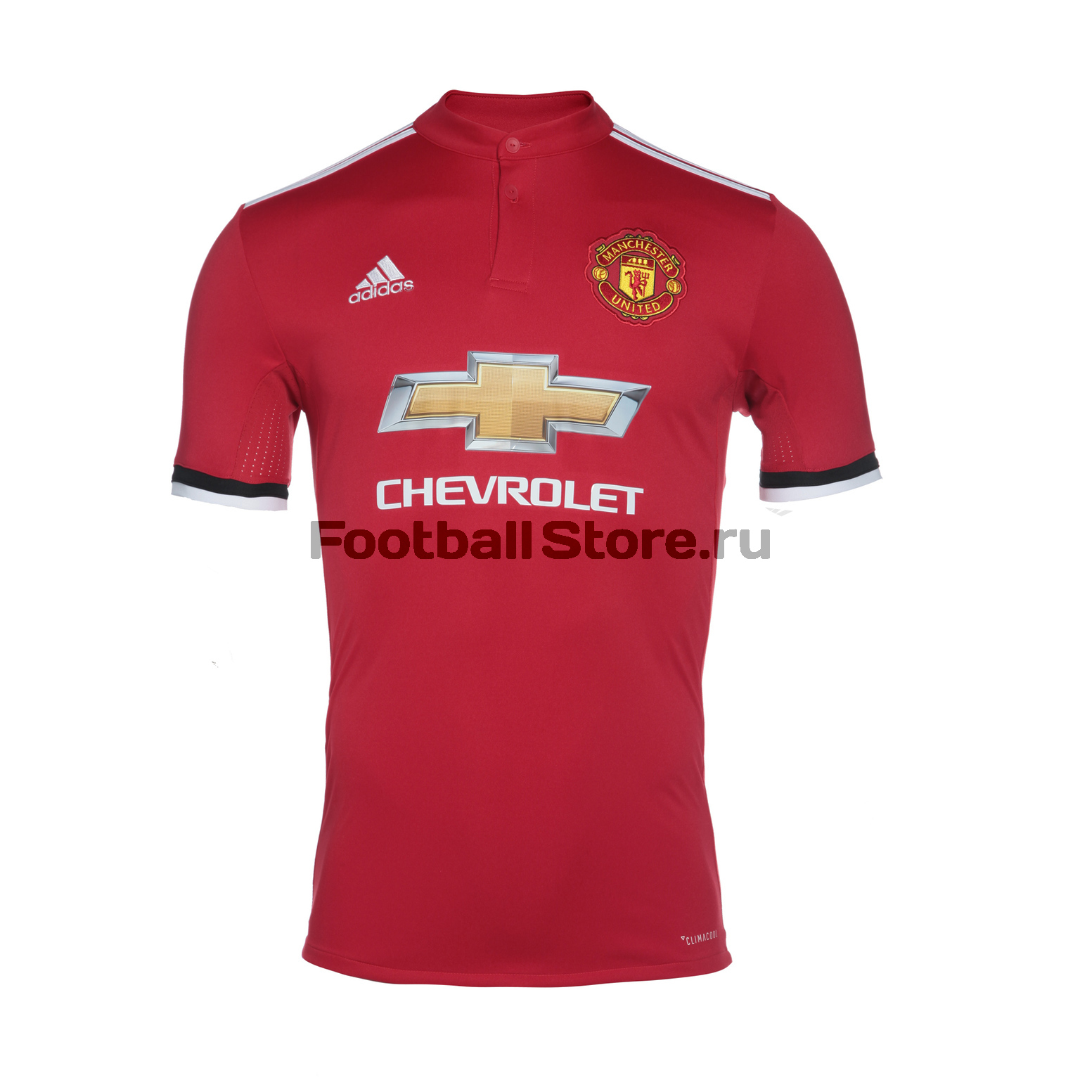 Футболка игровая Adidas Manchester United Home BS1214 цена