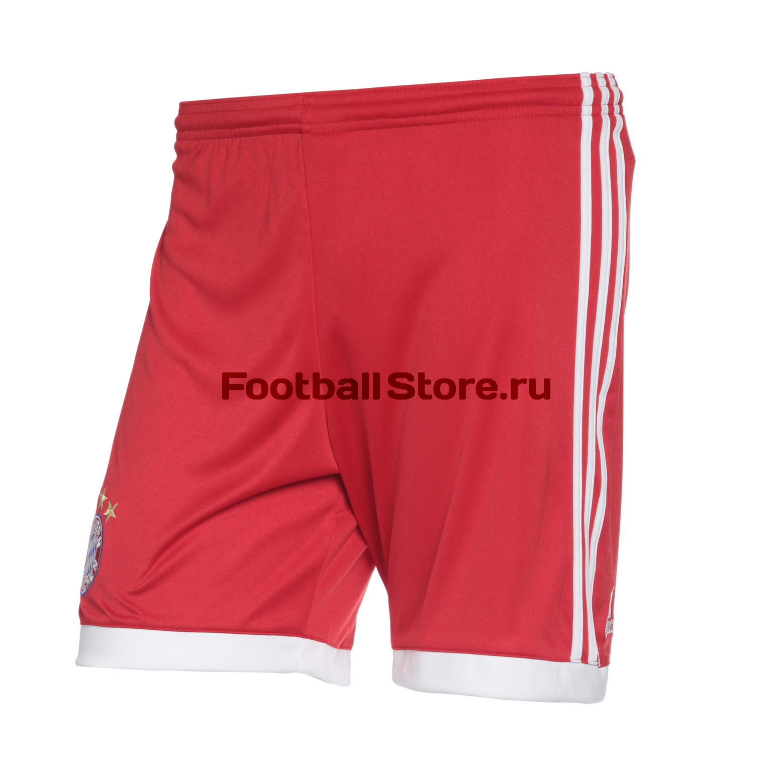Шорты игровые Adidas Bayern Home AZ7950 adidas adidas fc real madrid 2008 09 home