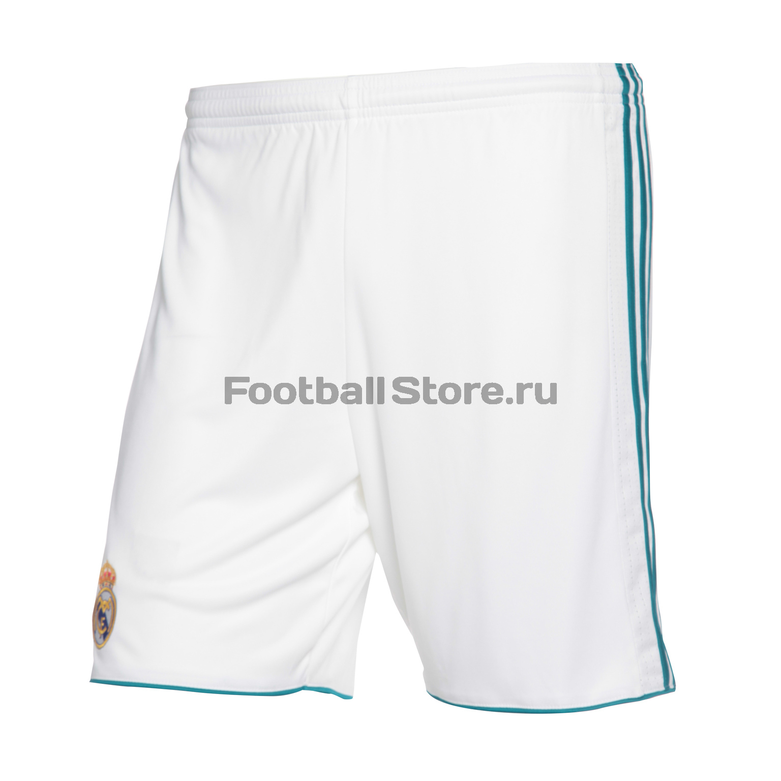 Real Madrid Adidas Шорты игровые Adidas Real Madrid Home BR8705 real madrid adidas свитер adidas real madrid euhybrid top bq7851
