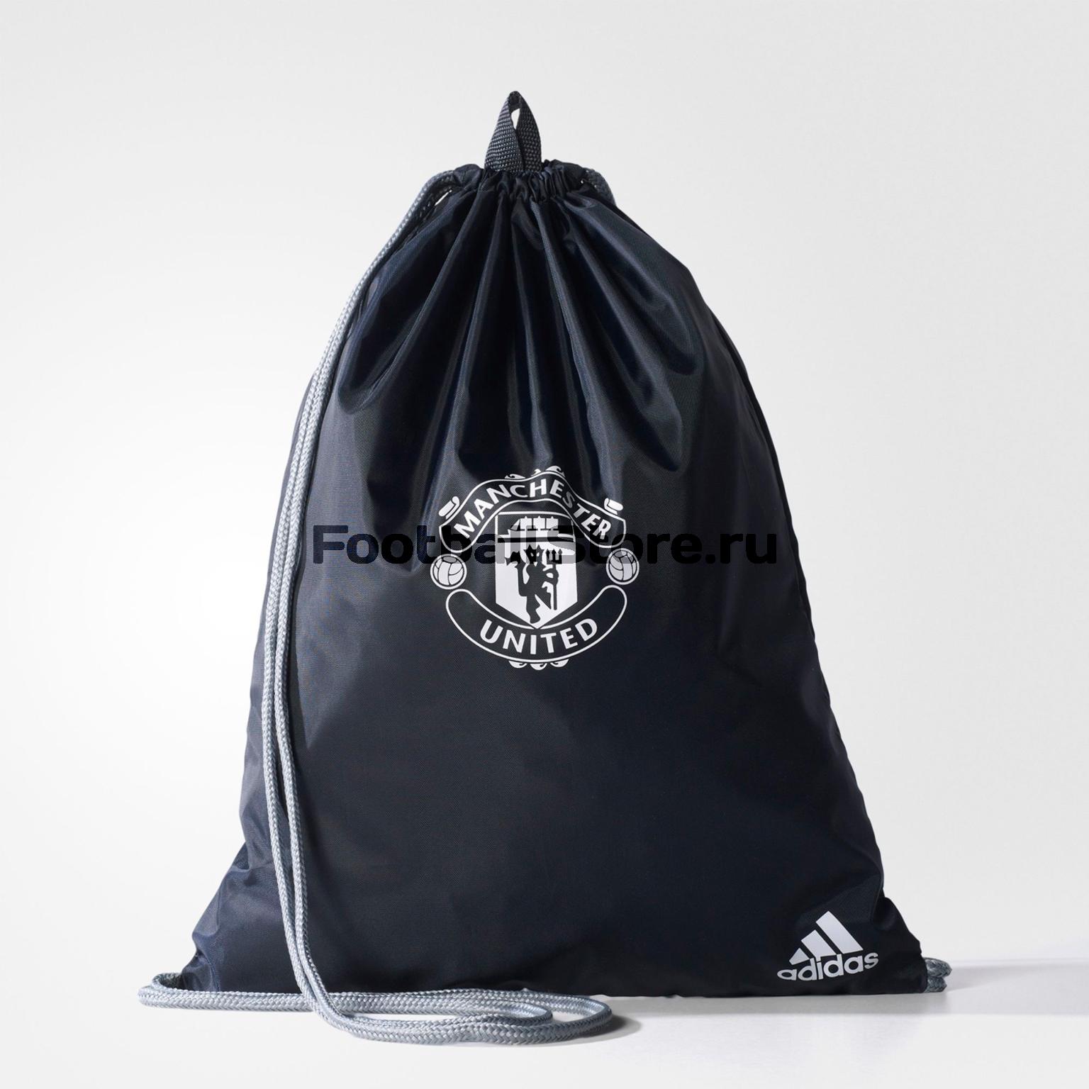 Сумка для обуви Adidas Manchester United BR7020 сумка adidas manchester united 2018 19