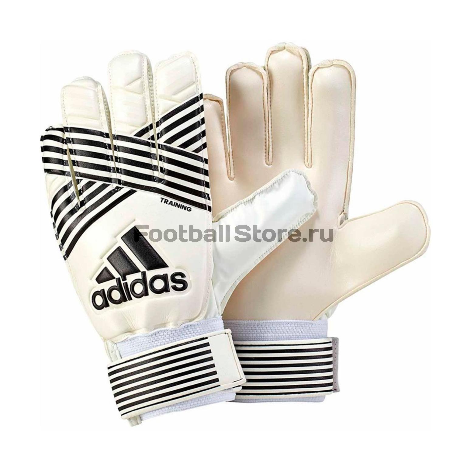 Перчатки вратарские Adidas Ace Training BQ4582 перчатки adidas перчатки вратарские adidas ace magnetic st cd9131