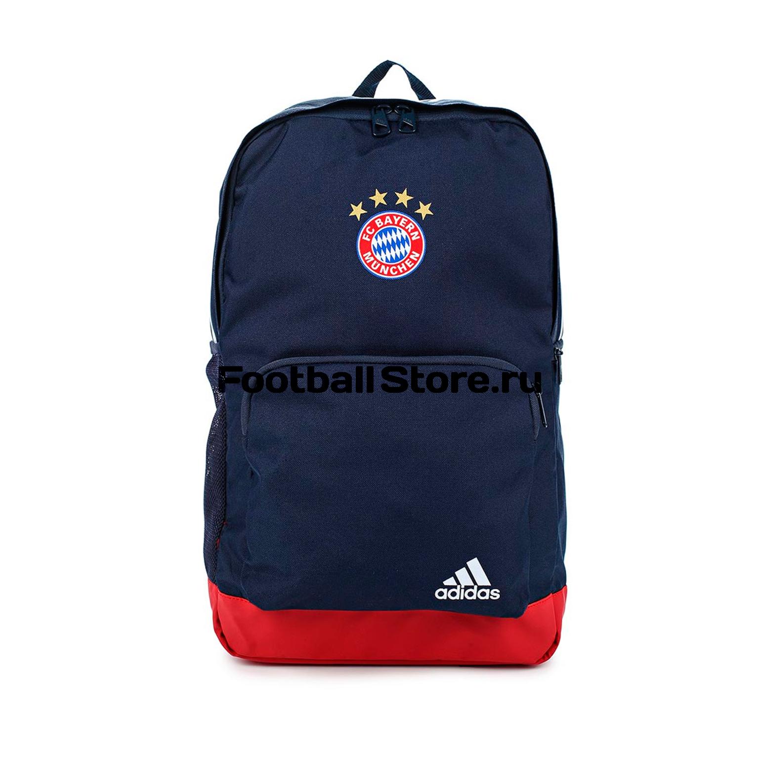 Bayern Adidas Рюкзак Adidas Bayern Backpack BR7049  цена