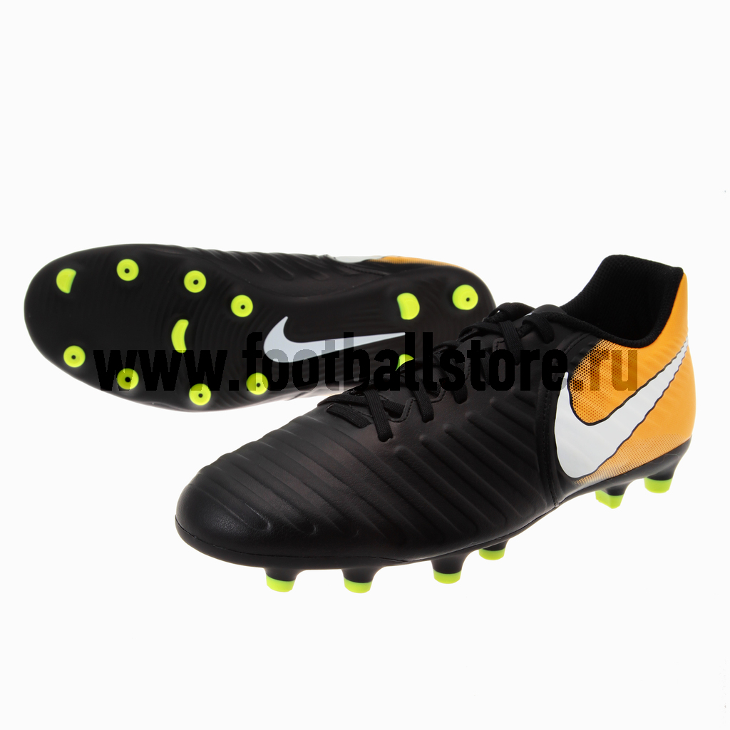 Игровые бутсы Nike Бутсы Nike Tiempo Rio IV FG 897759-008