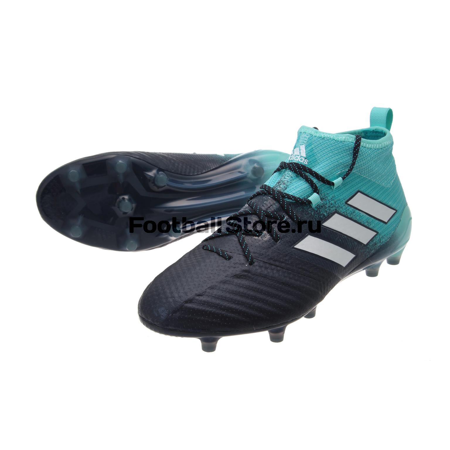Бутсы Adidas Ace 17.1 FG BY2458 игровые бутсы adidas бутсы adidas ace 17 1 fg by2459