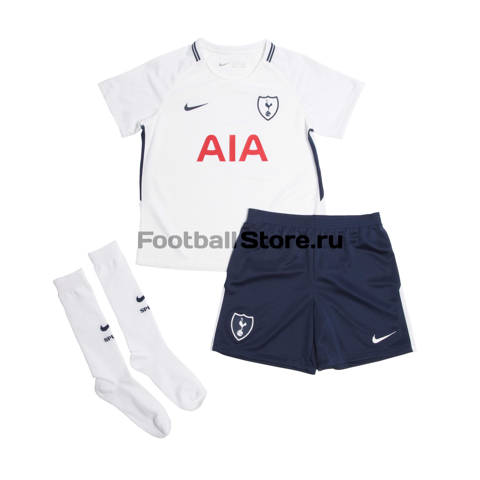 Комплекты формы Nike Комплект детской формы Nike Tottenham Home 896330-101 комплект детской мебели трия индиго к1