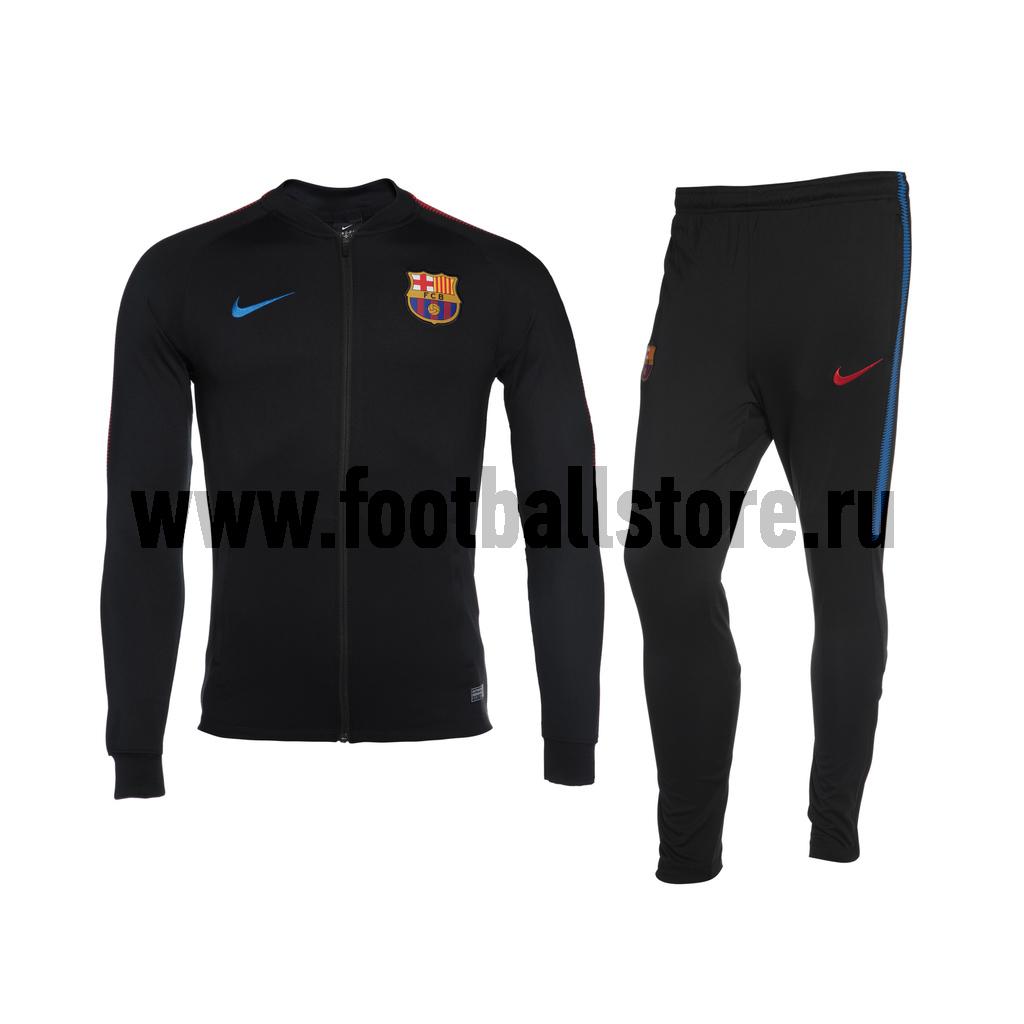 Barcelona Nike Спортивный костюм Nike Barcelona Dry Sqd Suit 854341-011 barcelona nike спортивный костюм nike barcelona dry sqd suit 854341 011