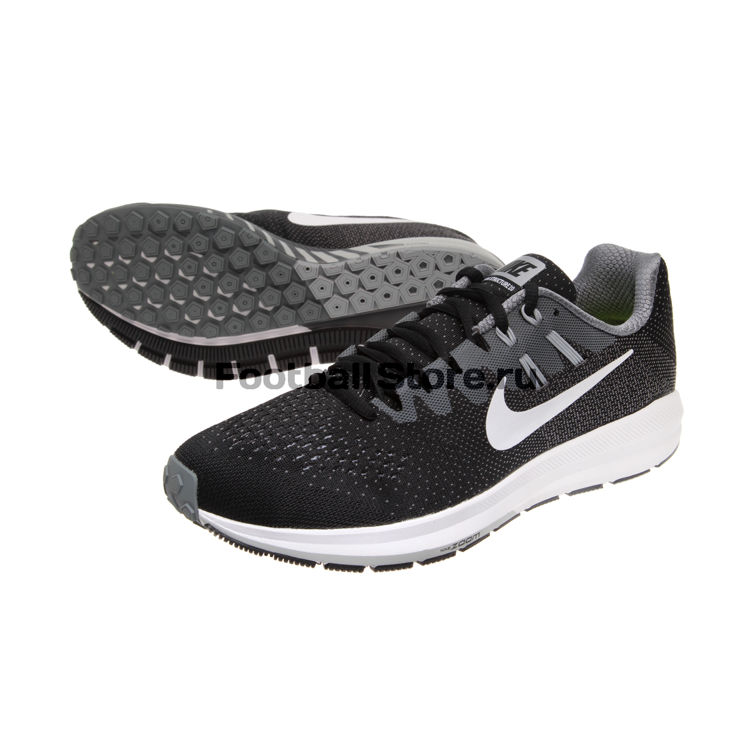 Кроссовки Nike Air Zoom Structure 20 849576-003