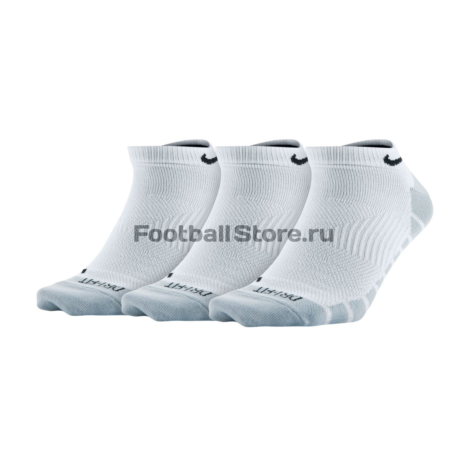Комплект носков Nike U NK Dry NS 3PR SX6940-100