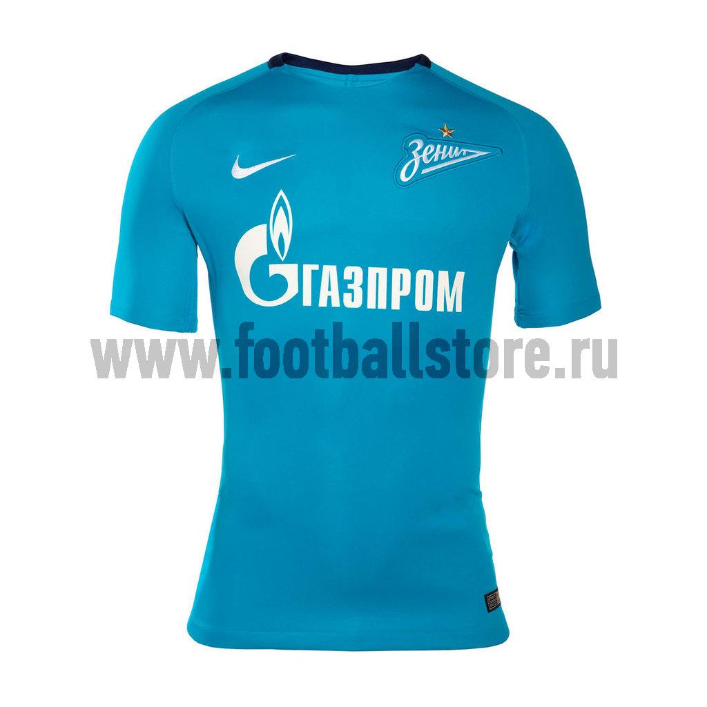 Оригинальная домашная футболка сезона 2017/2018 855875-498