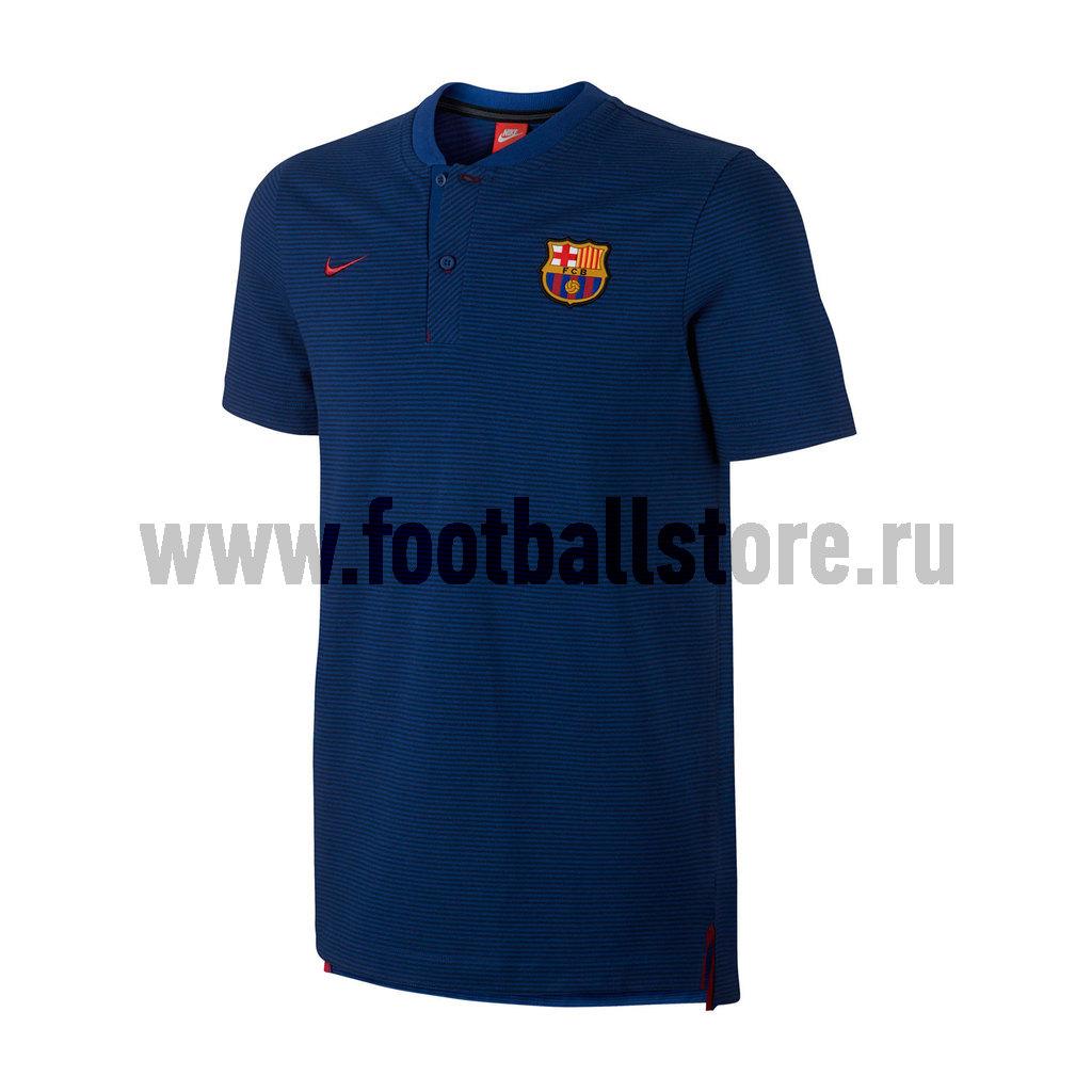 Поло Nike Barcelona Modern Aut 867825-455