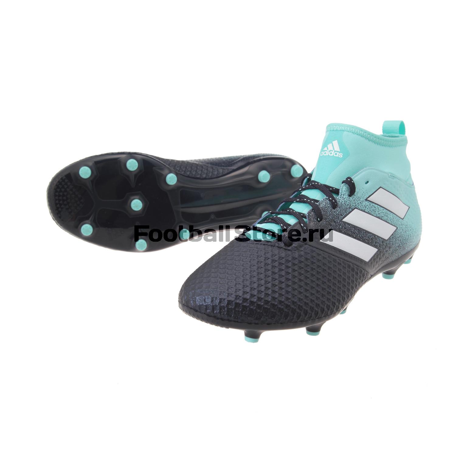 Игровые бутсы Adidas Бутсы Adidas Ace 17.3 FG BY2198 adidas бутсы adidas ace 16 1 fg ag le af5098