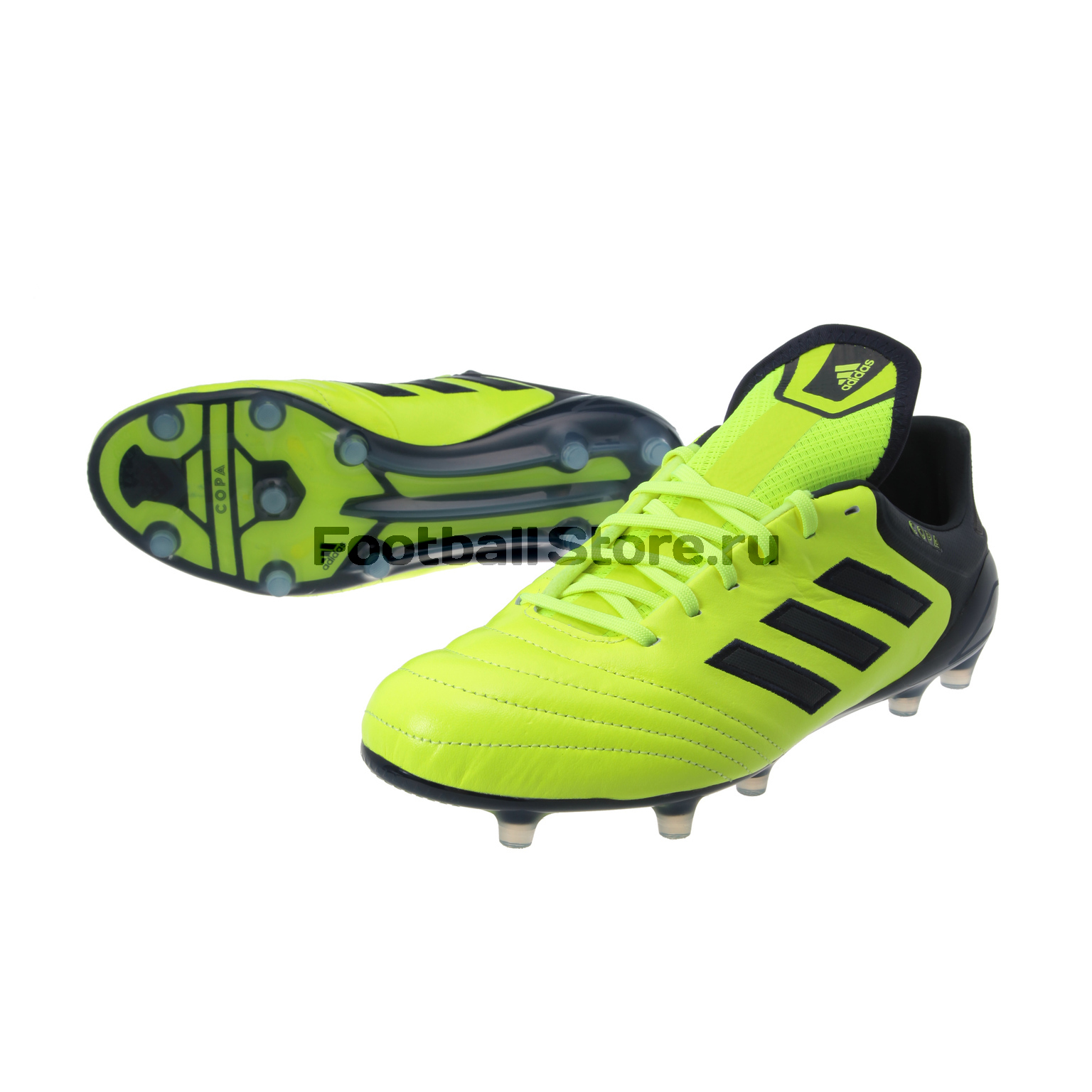 Бутсы Adidas Copa 17.1 FG S77126 бутсы adidas x 17 1 fg bb6353