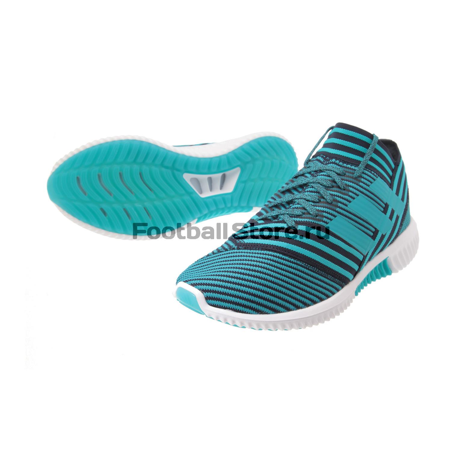 Обувь для зала Adidas Футбольная обувь Adidas Nemeziz Tango 17.1 TR BY2306
