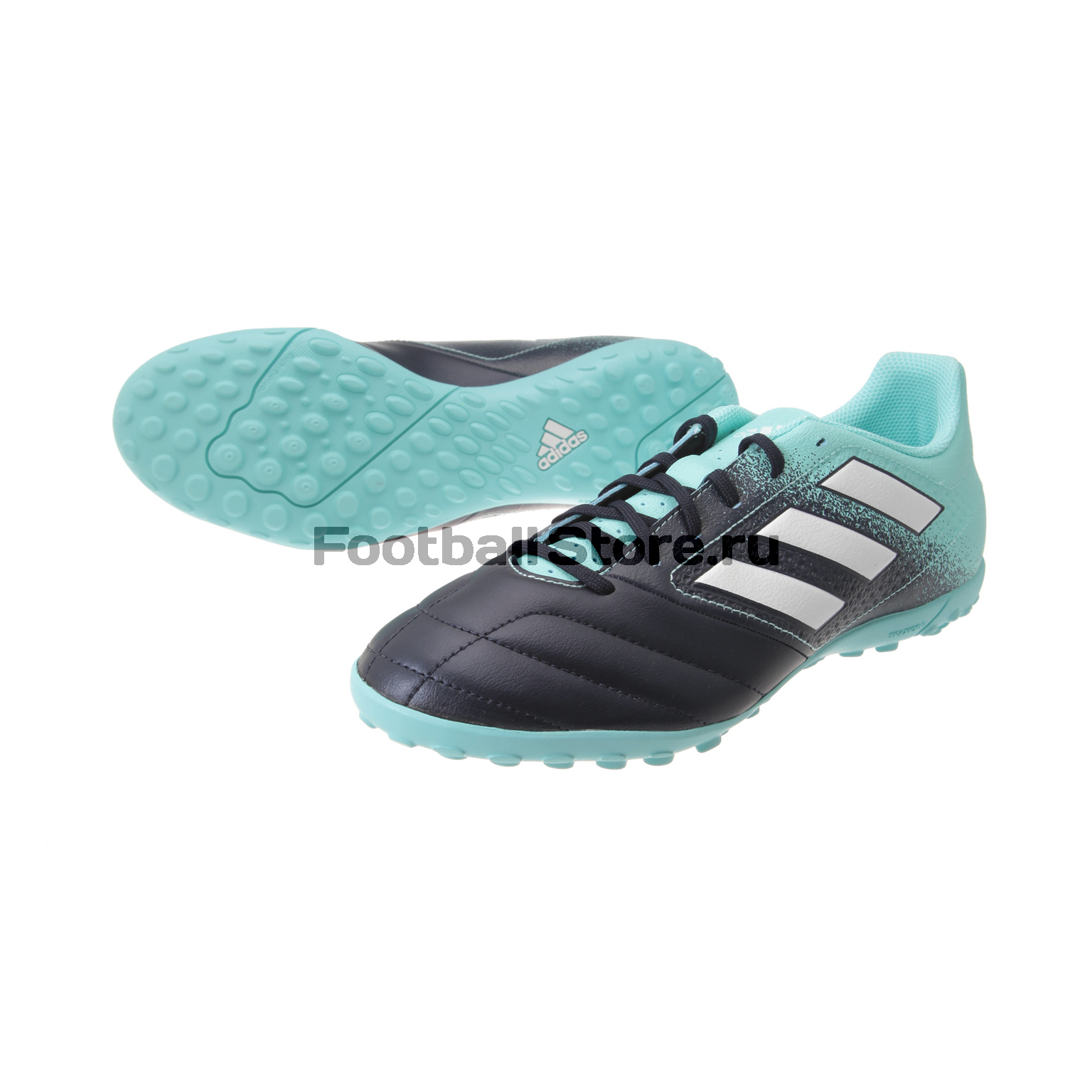 Шиповки Adidas Шиповки Adidas Ace 17.4 TF S77114  adidas performance tf bra print 1