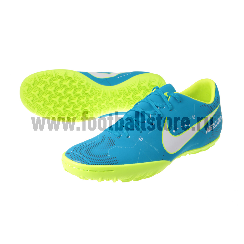 цены  Шиповки Nike Шиповки Nike Mercurial Victory VI Neymar TF 921517-400